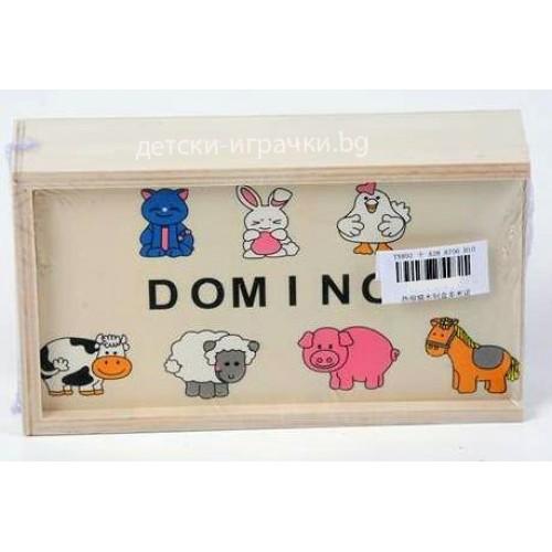Домино домашни животни I578186