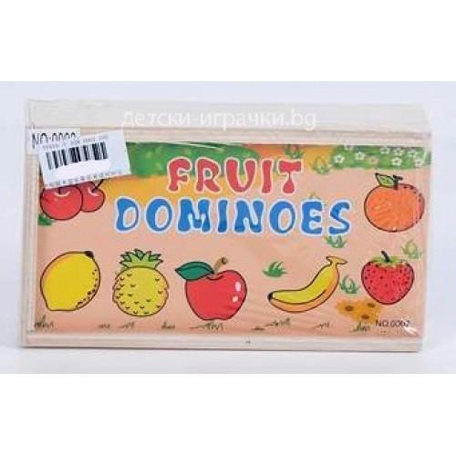 Домино плодове I958175