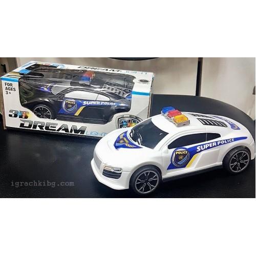 Полицейска кола J150559