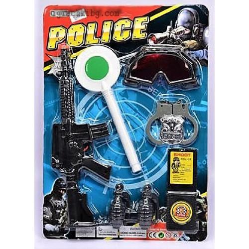 Полицейски комплект E815755