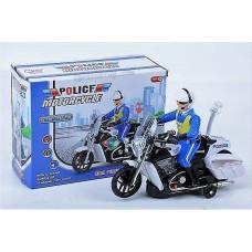 Полицейски мотор с полицай I390419
