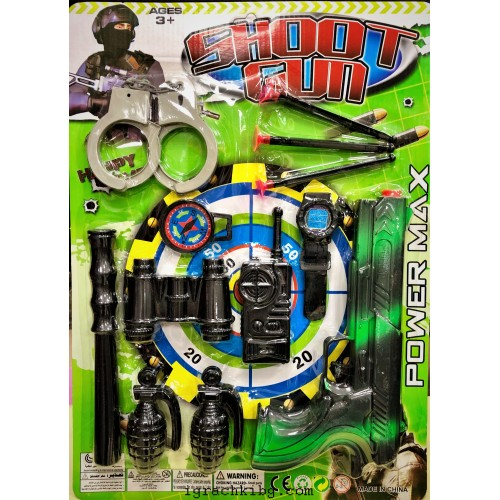 Полицейски комплект J270205