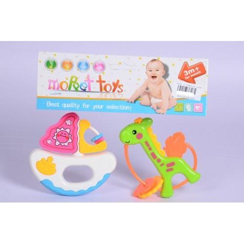 Бебешка дрънкалка E637114