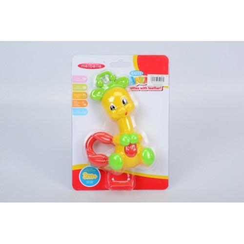 Бебешка дрънкалка F412302
