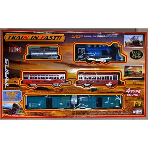Влак с релси 8639046