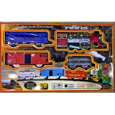 Влак с релси 8639118