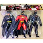 Комплект супергерои - Спайдърмен , Супермен , Зоро -  3 бр. в комплект F113457