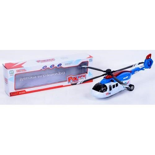 Вертолет полицейски J475081