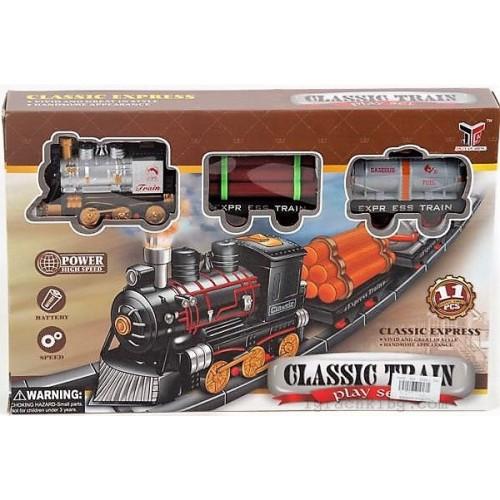 Влак с релси B991726