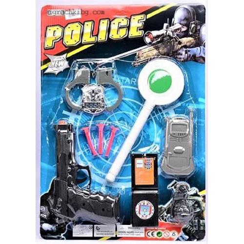 Полицейски комплект E815728