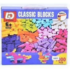 Конструктор тип Лего - 1000 части J372580