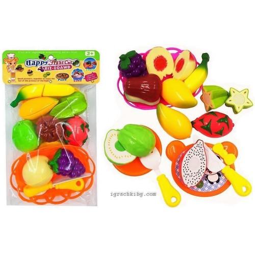 Комплект зеленчуци , които се режат J563722