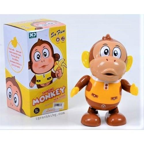 Маймунка - танцуваща L325805