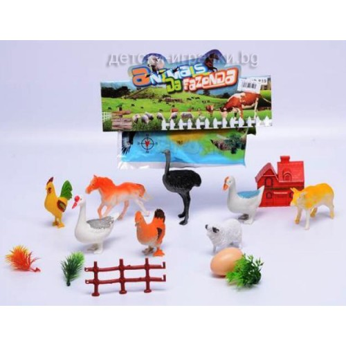 Комплект домашни животни E890689