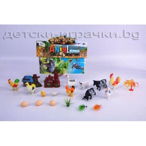 Животни домашни комплект G634943