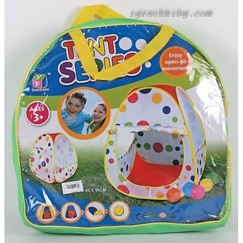 Палатка за игра D172319
