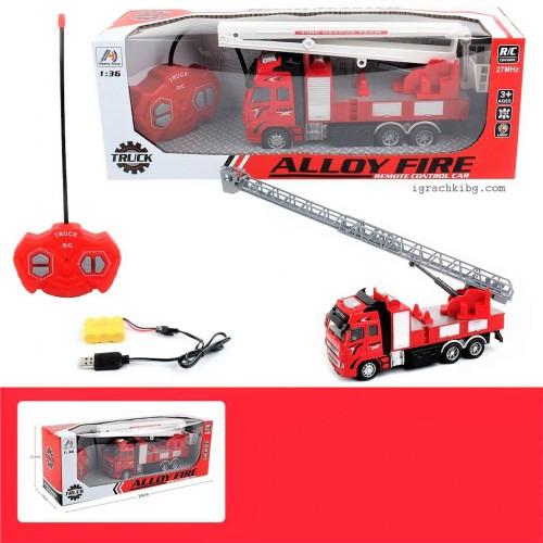 Пожарна с дистанционно управление L309398