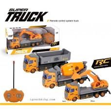 Строителен камион с дистанционно управление L802832