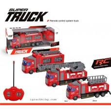 Пожарна кола с дистанционно управление L802841
