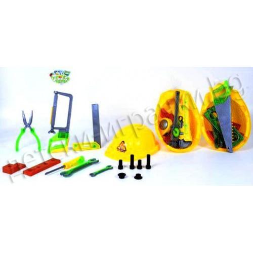 Комплект инструменти с каска H401904