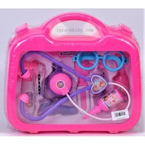Докторски комплект в куфарче F273144